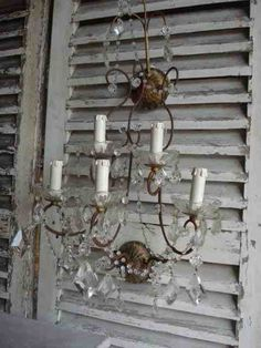 Pair of Italian Wall Sconces <3