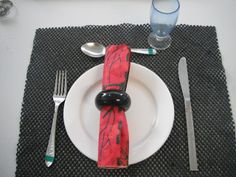 Table Setting Activity from Montessori Nature