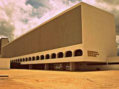 National Library of Brasília - Distrito Federal