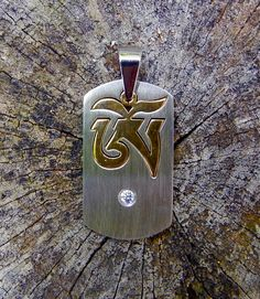 Om or Aum is of paramount importance in Hinduism. This symbol is a sacred syllable representing Bharma, the impersonal Absolute of Hinduism. Tibetan Jewelry, Syllable, Hinduism, Bottle Opener, Om, Bottle Openers