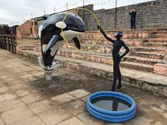 Welcome to Dismaland: Banksy's New Art Exhibition Housed Inside a Dystopian Theme Park