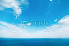 Home :: Murals By Theme :: Night Sky Wall Murals :: #62516150 沖縄の海と空