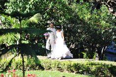 Momento feliz, casamento patyerick