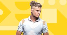 No matter how many times we think we've seen the demise of the man bun — Leo ditched his, some universities are banning them, they were even reported to potentially cause baldness — the hipster hairstyle of choice seems to rise from the ashes like a phoenix. First, atop the heads of hot dads at