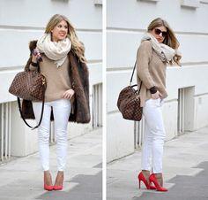 3 tipos de ropa que debes usar este invierno con color Camel