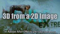 CreativeCOW presents 3D from 2D Image Using Displacement Maps -- Adobe After Effects Tutorial