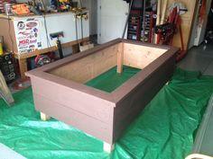 diy planters containers | Thread: Easy DIY planter boxes