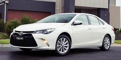 2016 Toyota Camry Atara SL Price