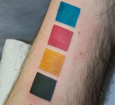 10 Hot CMYK Tattoo Designs