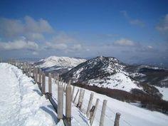 Twitter / turismoER: I Monti Nero e Ragola dalla vetta del Monte Bue (Val Nure) by Elisabetta Bergonzi