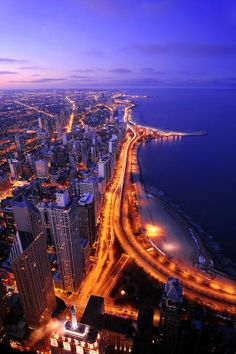 Chicago. An amazing city!