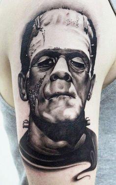 Tattoo Artist - Pete The Thief  | www.worldtattoogallery.com/movies_tattoo