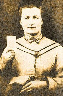 Sarah Malinda Pritchard Blalock (1842, Avery County, North Carolina – 1901, Watauga County, North Carolina) was a female soldier during the American Civil War.