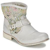 kengät Naiset Bootsit Bunker SARA SUN White