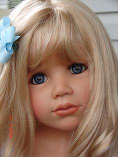 Mikayla by Monika Peter Leicht for Masterpiece Dolls