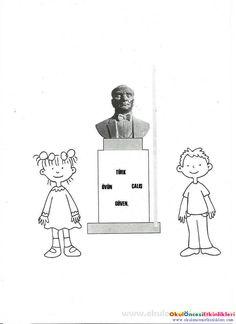 10 Kasım Atatürk'ü anıyoruz