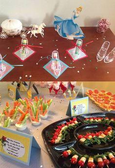 Disney Princess Bridal Shower - Disney Princess Party - Downloadable Game - Decoration Ideas | Creating Fun