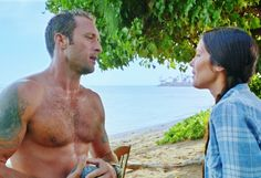 ♥♥♥ #McRoll #H50 ep 5.25- Alex O'Loughlin and Michelle Borth