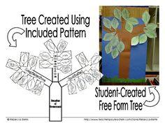 Branches of Government tree--Rebecca Bettis