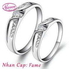 Nhẫn Cặp Fame - Rings couple Fame