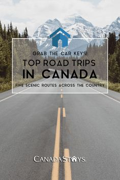 From world-class cities to breathtaking views and inspiring historical finds, a road trip across Canada is the best way to get to know the unique sights and experiences in every corner of the country.