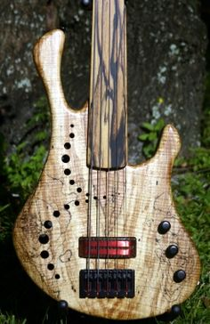 fretless.  Love the wood grain on that neck.