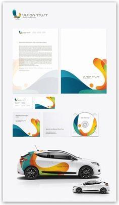 Corporate identity e progetti grafici di immagine coordinata