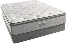 Chocolate Pillowtop Queen Mattress From Woodhaven Sweet