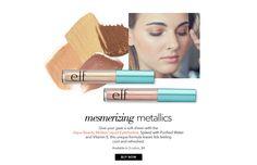 e.l.f. Launches Aqua Beauty Collection