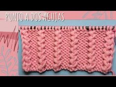 - YouTube Diy Crafts Hacks, Baby Knitting Patterns, Youtube, Gifs, Stitches, Nightgown, Knitting Needles, Tambour Embroidery, Knitting