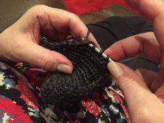 Arkimamman Arkiralli: Tossujen ohje Fingerless Gloves, Arm Warmers, Fingerless Mitts, Fingerless Mittens