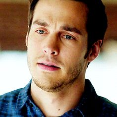 Christopher Charles Wood is an angel, and these sad eyes are killing me