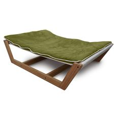 Hammock Medium Green Pet Bed