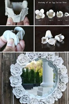 What you can do with an egg carton