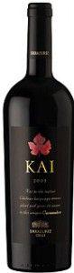Chilean wine: 2007 Kai Carmenere from Errazuiriz. Chilean Wine, Wine Recipes, Red Wine, Alcoholic Drinks, Cool Stuff, Bottle, Glass, Kai, American