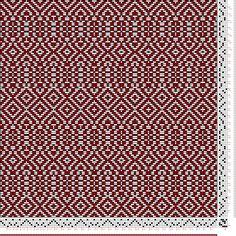 draft image: Figure 450, A Manual of Weave Construction, Ivo Kastanek, 5S, 5T