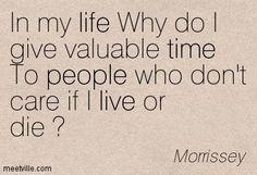 morrissey quotes - Google pretraživanje