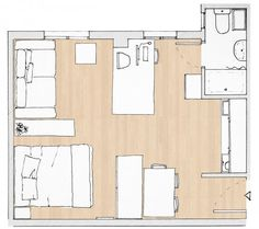 stuga on pinterest mini houses studio apartment layout. Black Bedroom Furniture Sets. Home Design Ideas