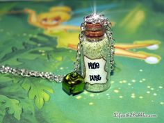 Pixie Dust Magical Necklace with a Tinkling by LifeistheBubbles, $16.00