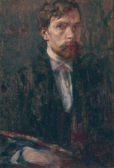 Self Portrait, by Stanisław Wyspiański on Curiator, the world's biggest collaborative art collection. Digital Museum, Collaborative Art, Mirror Image, National Museum, Great Friends, Drawings, Artwork, Portraits, Selfies