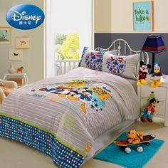 Goofy Mickey And Donald Grey Disney Bedding Disney Bedding, Bedding Sets, Nice, Grey, Furniture, Home Decor, Gray, Decoration Home, Room Decor