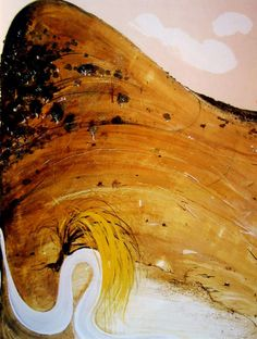 Paintings - Brett Whiteley - Page 3 - Australian Art Auction Records Abstract Landscape Painting, Landscape Art, Landscape Paintings, Abstract Art, Landscapes, Australian Painting, Australian Artists, European Paintings, Fine Art Auctions