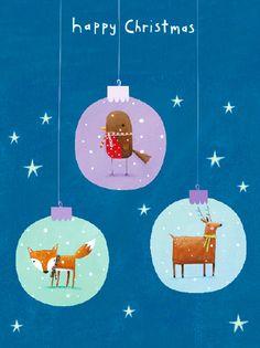 Julie Fletcher Illustrator   Cards