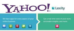 Yahoo's Eyes are Set on E-Commerce App Platform Lexity