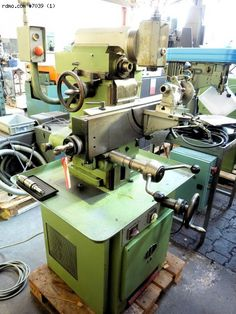 Milling machine Aciera - F3 Second hand machines tools for sale