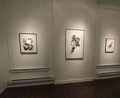 """Ink and Air"" - Manifest Gallery, Cincinnati, OH"