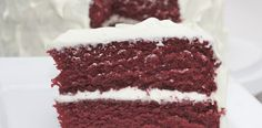 Red Velvet Cake - pinning so I remember this is where the recipe is