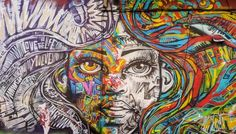 11 Exciting Places to Find the Best Street Art in NYC - streetart Street Art Utopia, Street Art News, Best Street Art, Kobra Street Art, Street Mural, Street Art Graffiti, Famous Street Artists, Best Graffiti, Graffiti Quotes