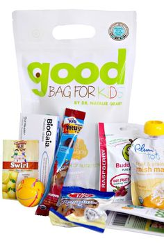Good Bag for Kids Gluten Free Snacks, 1 and Up, oz Baby Food Recipes, Gourmet Recipes, Whole Food Recipes, Snack Recipes, Gluten Free Kids Snacks, Gluten Free Recipes, Toddler Meals, Kids Meals, Boat Food