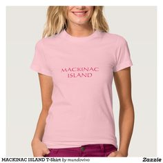 MACKINAC ISLAND T-Shirt